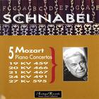 5 Mozart Piano Concertos