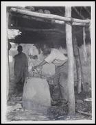 Ebura forge; sacrifice of a fowl upon it, figure 275