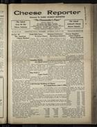 Cheese Reporter, Vol. 54, no. 40, Saturday, June 14, 1930