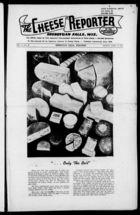 Cheese Reporter, Vol. 75, No. 34, Friday, April 13, 1951