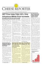 Cheese Reporter, Vol. 138, No. 43, Friday, April 18, 2014
