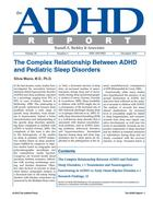 The Complex Relationship Between ADHD and Pediatric Sleep Disorders