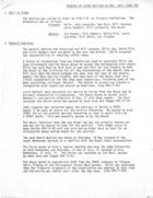 Minutes of Board Meeting - 10 May, 1977