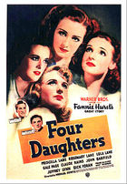 Four Daughters (1938): Shooting script