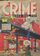 Crime Does Not Pay, Vol. 1 no. 30