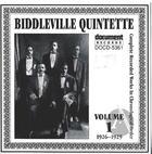 Biddleville Quintette Vol. 1 (1926-1929)