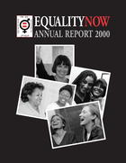 Equality Now: Annual Report 2000