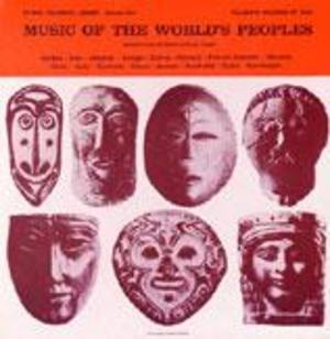 Music of the World's Peoples: Vol. 2