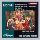 'Belfagor' Overture / Toccata for Piano & Orchestra / Tre Corali / Fantasia Slava