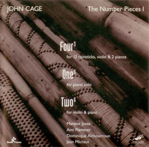 Cage: Two^6; Four No3