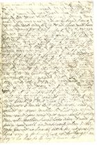 Letter from Clara Brooks to her Mother, March 31, 1886