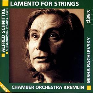 Lamento For Strings
