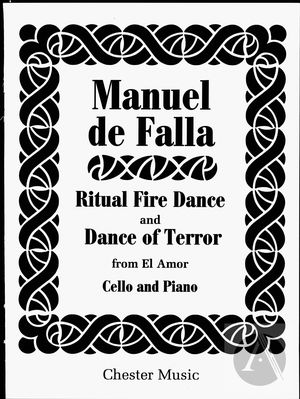Ritual Fire Dance and Dance of Terror, G. 68
