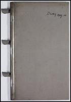Diary, 1909-10