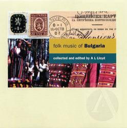 Album art for Folk Music of Bulgaria
