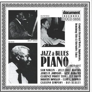 Jazz & Blues Piano (1934-1947)