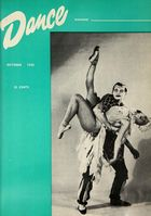 Dance Magazine, Vol. 24, no. 10, October, 1950