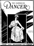 The American Dancer, Vol. 3, no. 9, May, 1930