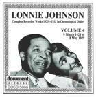 Lonnie Johnson Vol. 4 (1928-1929)