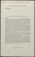 Extract of Letter from Mr. Phipps to the Marquess of Lansdowne - Received November 26, 1901