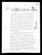 Copy of telegram sent May 25, 1920 by the American Committee for Armenian Independence to the Foreign Relations Committee