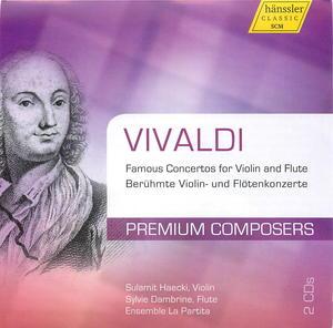 Violin Concertos, Flute Concertos