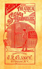 Catalogue of Theatrical Stage Hardware, no. 2
