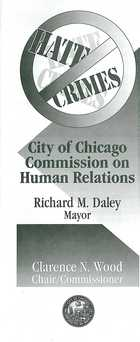 Hate Crimes: City of Chicago Commission on Human Relations