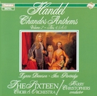 Handel: Chandos Anthems Vol. 2