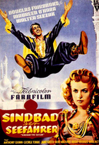 Sinbad the Sailor (1947): Shooting script