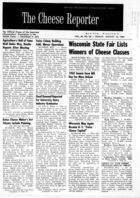 Cheese Reporter, Vol. 85, No. 50, Friday, August 10, 1962