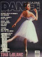 Dance Magazine, Vol. 65, no. 3, March, 1991