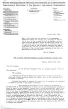 Letter from Gabrielle Radziwill to Mary Dingman, October 12, 1931