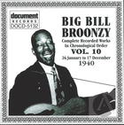 Big Bill Broonzy: Complete Recorded Works In Chronological Order, Vol. 10