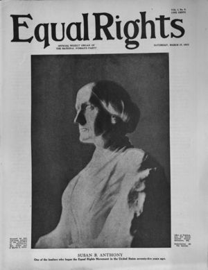 Equal Rights, Vol. 01, no. 05, March  17, 1923