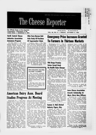Cheese Reporter, Vol. 88, No. 6, Friday, October 2, 1964