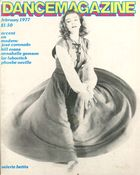 Dance Magazine, Vol. 51, no. 2, February, 1977