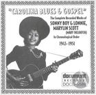 Carolina Blues & Gospel (1945-1951)