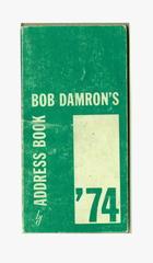 Bob Damron's Address Book '74