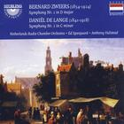 Bernard Zweer: Symphony Nr. 1 in D major; Daniël de Lange: Symphony Nr. 1 in C minor