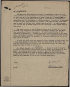 Minute from J. J. Taylor to Mr. Lloyd Roberts re: Clarification Needed Whether Soldiers Have Been Advised on Dealing with Coloured People, December 31, 1943