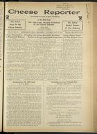 Cheese Reporter, Vol. 59, no. 37, Saturday, May 18, 1935