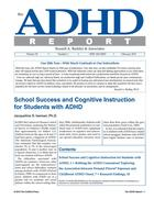 ADHD Report, Volume 20, Number 01, February 2012