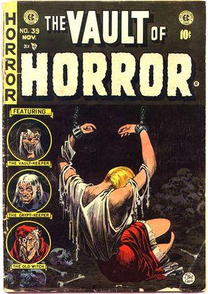 Vault of Horror no. 39