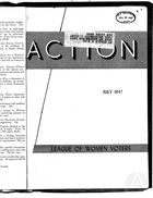 Action, vol. 3 no. 4, July 1947