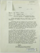 Briefing Memorandum from Parker T. Hart to Eugene V. Rostow re: Your Meeting with Indian Ambassador Yung, December 3, 1968