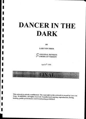 Dancer In The Dark 2000 Final Script Alexander Street A