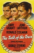 The Talk of the Town (1942): Continuity script