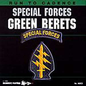 Run to Cadence with the US Special Forces