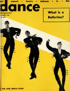 Dance Magazine, Vol. 27, no. 11, November, 1953